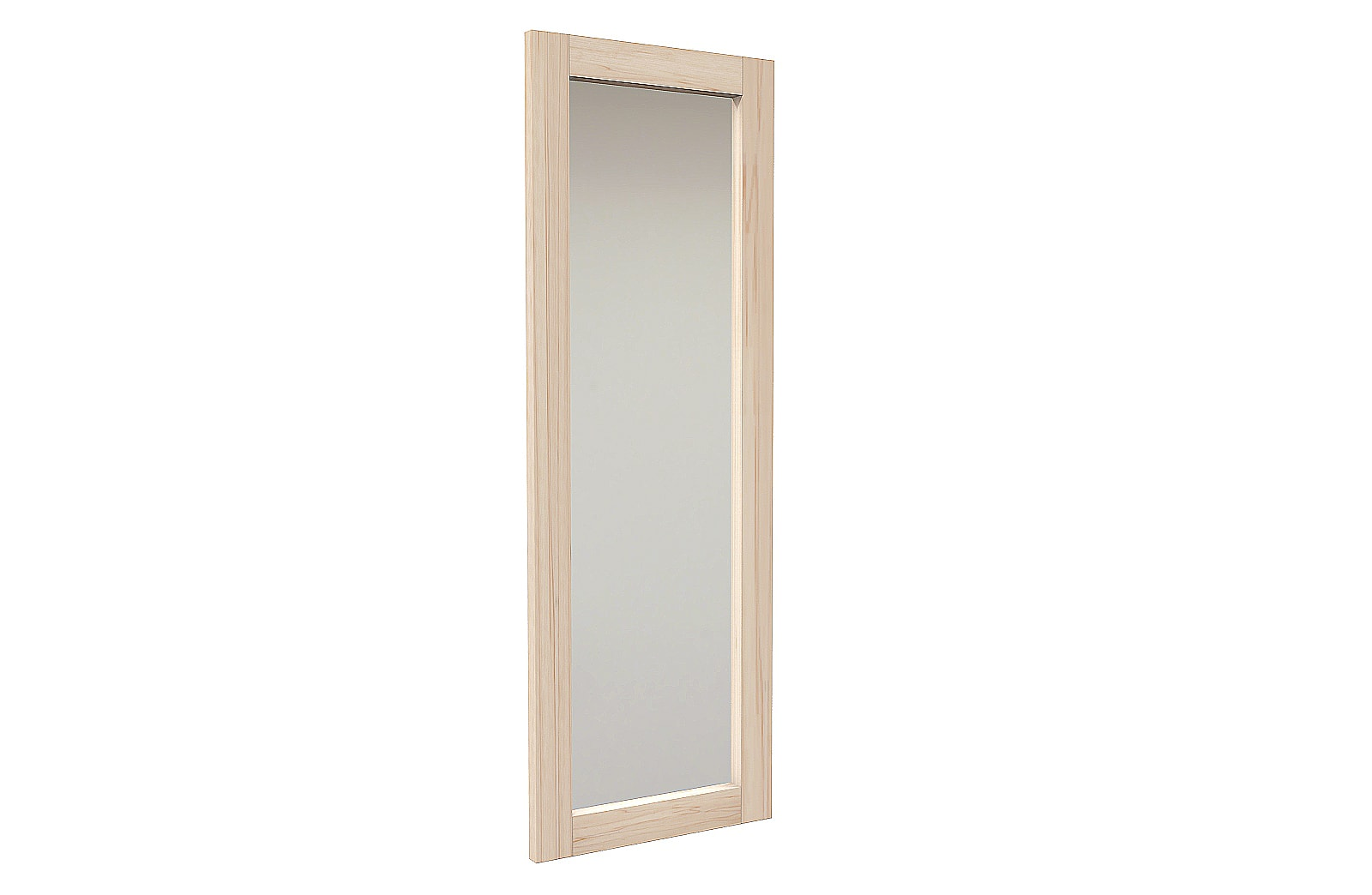 Зеркало в деревянной раме 2000х700 мм