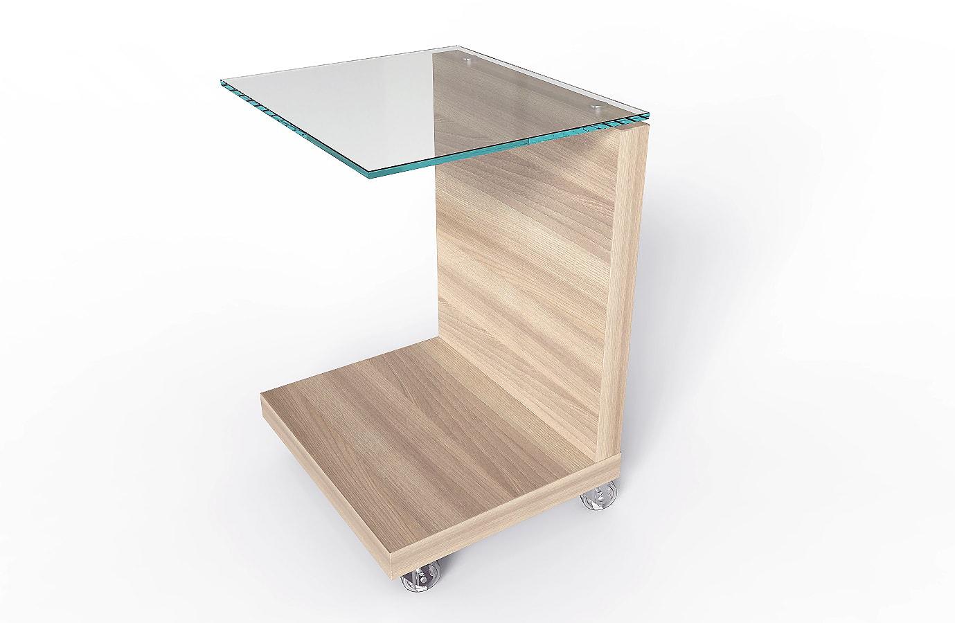 Столик приставной 400х350х565*