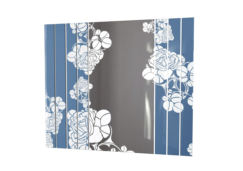 Панно зеркальное наборное с рисунком 1370х1200 мм
