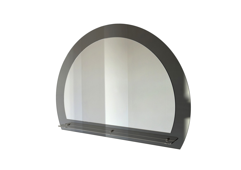 Зеркало с полкой 1200х950 мм